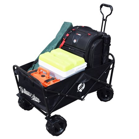 DAA All-Terain 4-Wheel Range Cart