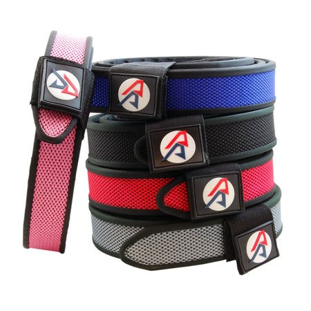 DAA Premium Belt Red