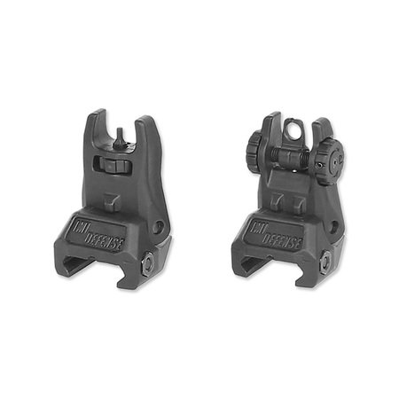 IMI DEFENSE TFS/TRS Tactical Flip Up Sights Set
