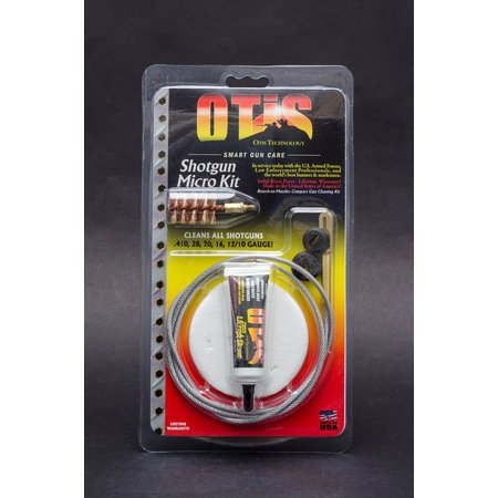 OTIS .410-12/10 Gauge Shotgun Micro Cleaning Kit