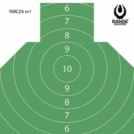 RANGE SOLUTIONS Tarcza nr1