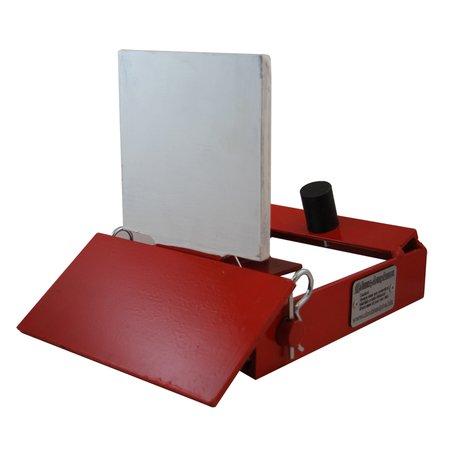DAA Self-Setting Steel Plates