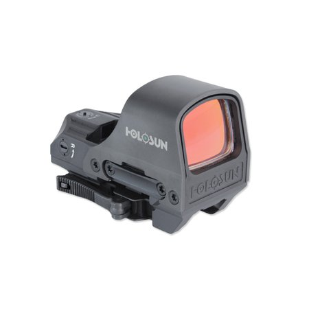 HOLOSUN HE510C-GR Elite Multi Reticle Green - Solar Panel