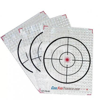 COOL FIRE Reflective Targets