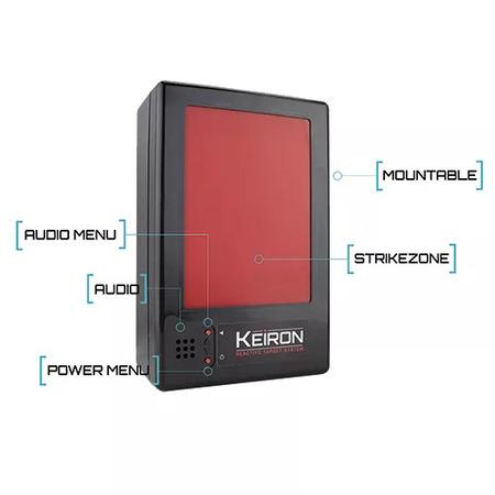 KEIRON Reactive Laser Target