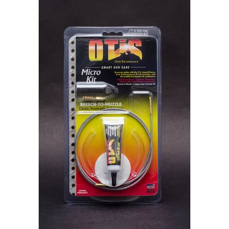 OTIS .17-.22 Caliber Rimfire Micro Cleaning Kit