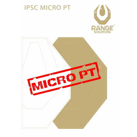 RANGE SOLUTIONS Micro IPSC PT