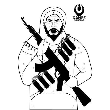 RANGE SOLUTIONS Terrorist