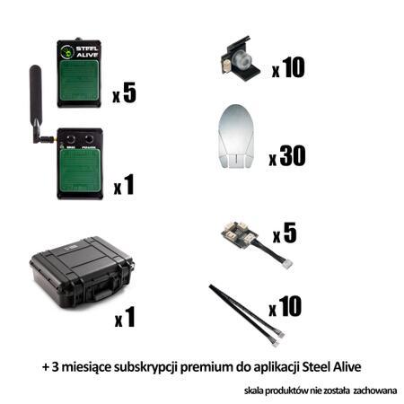 STEEL ALIVE Pro Pack