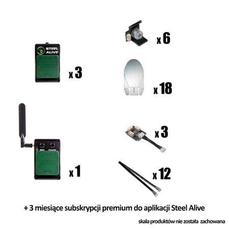 Steel Alive Starter Pack
